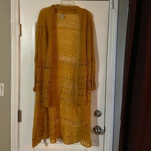 Lucky Brand long sweater
